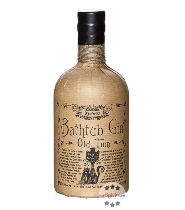 Ableforth's Bathtub Gin Old Tom (42,4 % Vol., 0,5 Liter) von Ableforth's