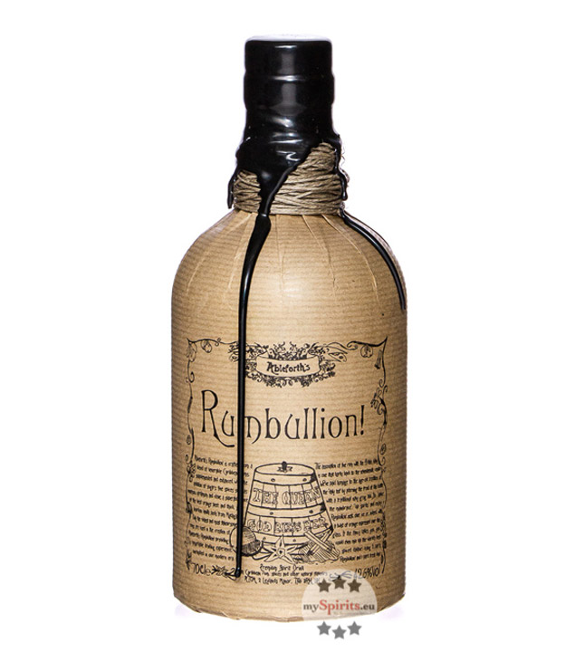 Ableforth's Rumbullion (42,6 % Vol., 0,7 Liter) von Ableforth's