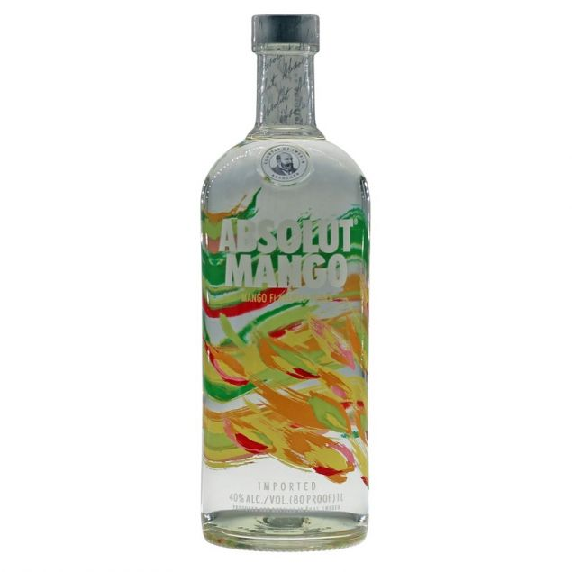Absolut Vodka Mango 1 L 40%vol von Absolut
