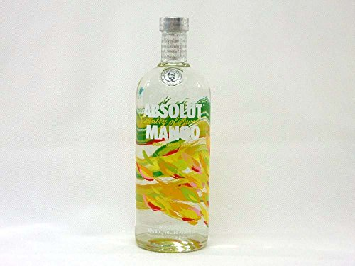 Absolut Vodka Mango 40% 1,0L von Absolut