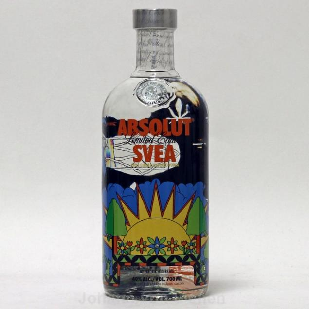 Absolut Vodka Svea 0,7 Ltr. von Absolut