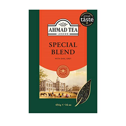 Ahmad Tea Earl Grey Special Blend lose 500 g von Ahmad Tea
