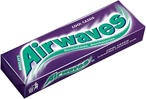 Airwaves Cool Cassis 10 Dragees,30er Pack (30 x 10 Dragees) von AirWaves
