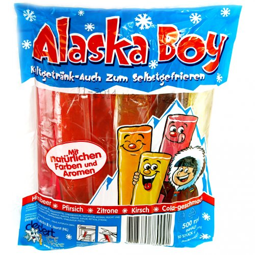 Alaska Boy Icesticks von Alaska Boy