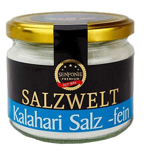 Kalahari Salz (fein) 330g von Altenburger Original