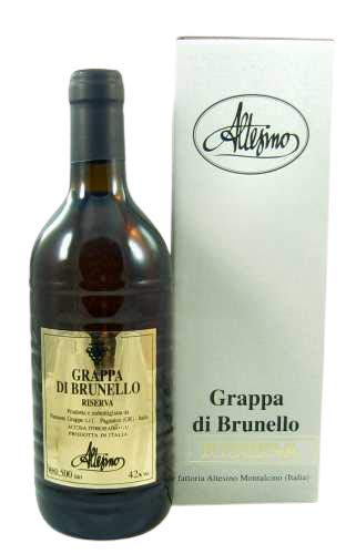 Grappa di Brunello Riserva, Altesino von Altesino