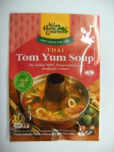 Asian Home Gourmet Tom Yum Suppe Thailand 50g von Asian Home Gourmet