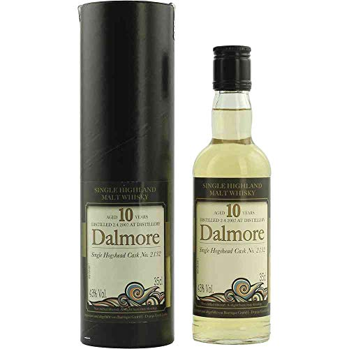 Whisky Dalmore 2007 350ml 2007 Single Highland Malt vegan Distillery Dalmore Highlands 350ml-Fl von Distillery Dalmore