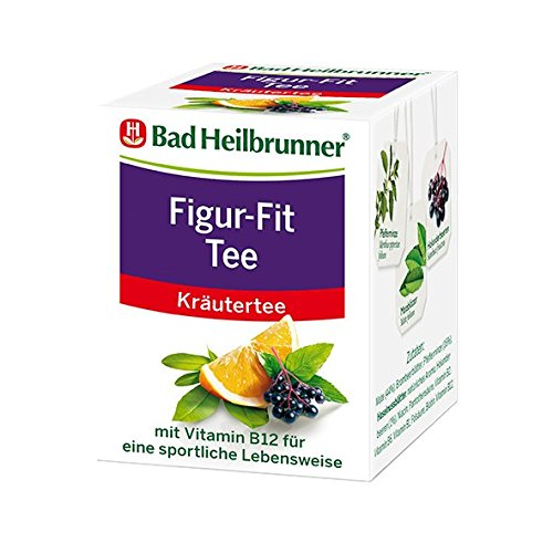 Bad Heilbrunner Figur-Fit Tee, 1er Pack von Bad Heilbrunner®