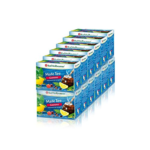 Bad Heilbrunner Mate Tee Guarana 12er Pack von Bad Heilbrunner®