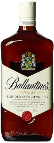 Ballantine's Finest Scotch Whisky (1 x 1 l) von Ballantine's