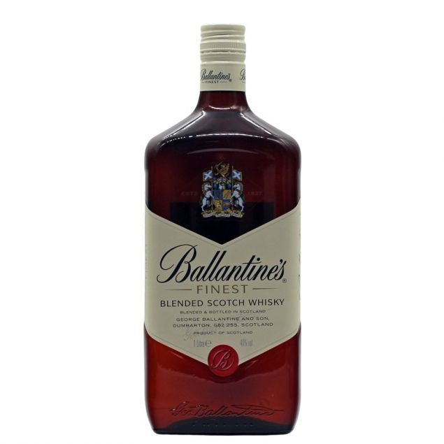 Ballantines Finest 1 L 40%vol von Ballantines
