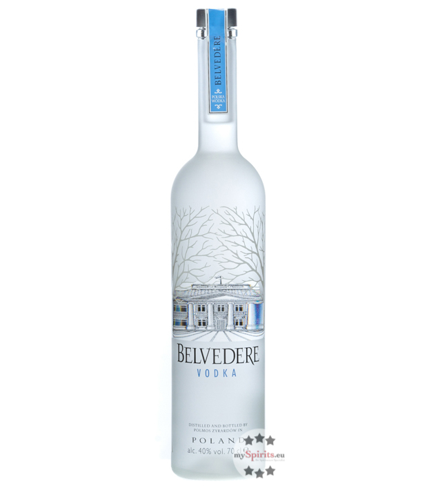 Vodka Belvedere 0,7L (40 % vol., 0,7 Liter) von Belvedere Vodka