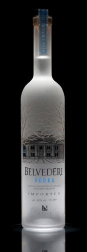 Belvedere Pure Vodka Methuselah 6L (Illumination Bottle) von Belvedere
