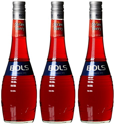 Bols Strawberry (3 x 0.7 l) von Bols