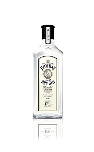 BOMBAY DRY London Dry Gin, 37,5% Vol. von Bombay Sapphire