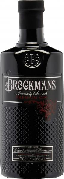 Brockmans Intensely Smooth Premium Gin von Brockmans