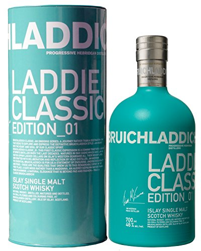 Bruichladdich Scottish Barley The Classic Laddie Single Malt Scotch Whisky 70cl von Bruichladdich