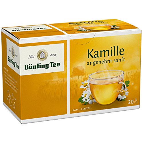 Bünting Tee Kamille classic, 1er Pack von Bünting Tee