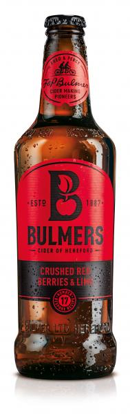 Bulmers Cider of Hereford Crushed Red Berries & Lime von Bulmers