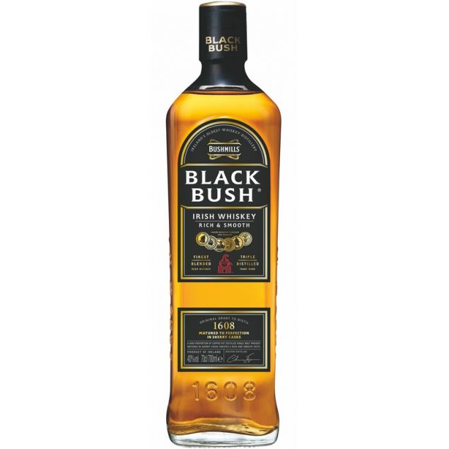 Bushmills Black Bush 0,7 L 40%vol von Bushmills