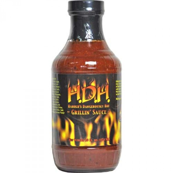 HDH Barbecue Sauce von Cajohns