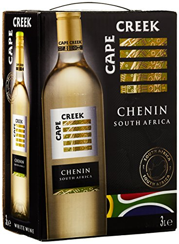 Cape Creek Chenin Blanc Afrika Weißwein (1 x 3 l) von Cape Creek
