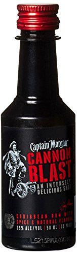 Captain Morgan Cannon Blast (1 x 0.05 l) von Captain Morgan