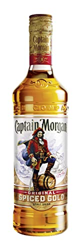 Captain Morgan Original Spiced Gold Rumverschnitt (1 x 0.7 l) von Captain Morgan