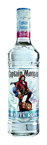 Captain Morgan White Rum, (1 x 0,7 l) von Captain Morgan