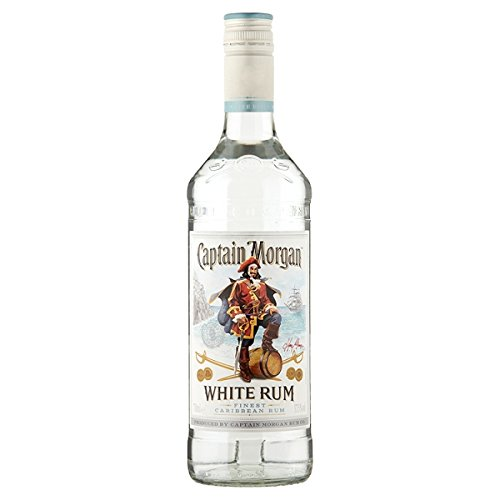 Captain Morgan White Rum 700ml Pack (70cl) von Captain Morgan
