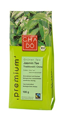 Cha-Do Fairtrade Jasmin Tee China, 100 g von Cha Dô