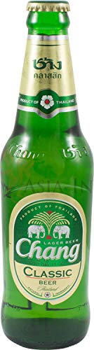 Chang Classic - Bier - 5% vol., 1er Pack (1 x 320 ml) von Chang Beer