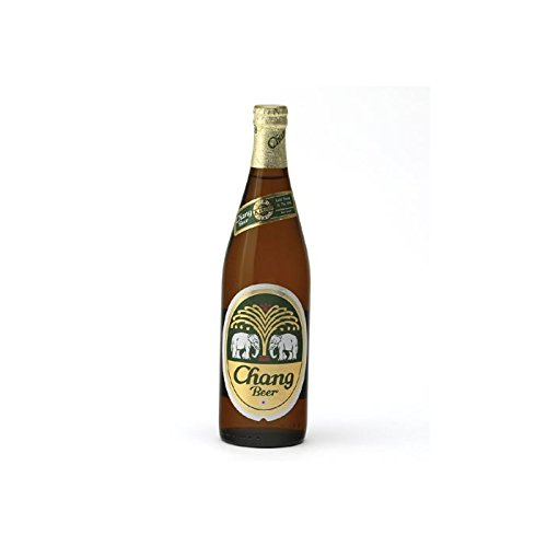 Chang Bier - 5% vol., 12er-Pack (12 x 640 ml) von Chang