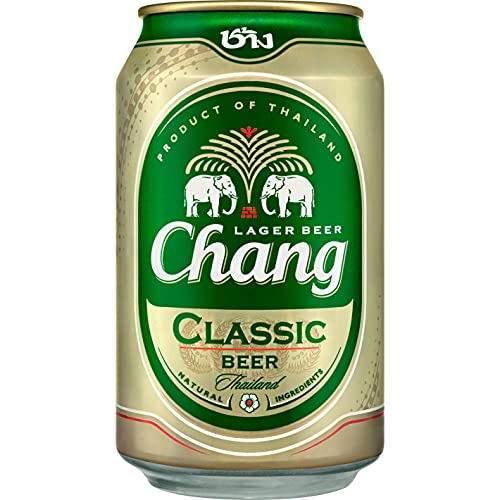 Chang Classic Bier Dose 5% vol 24er-Pack [24 x 330ml] von Chang