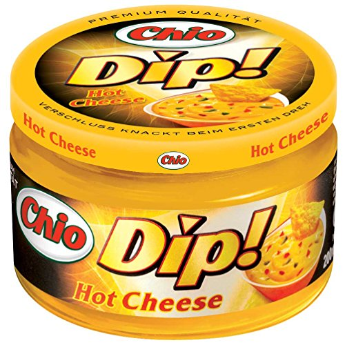 Chio Dip Hot Cheese 12 x 200ml von Chio
