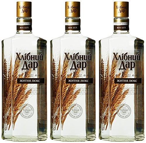 Wodka mit Geschmack von Chlebnyi Dar online entdecken ...