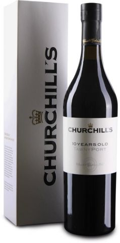 Churchill's 10 Years Old Tawny Port von Churchill's Port