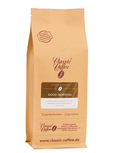 Good Morning - 250g - Gemahlen von Classic Caffee