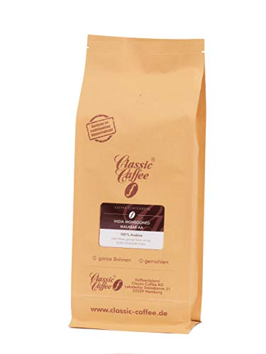 India Monsooned Malabar AA - 250g - Ganze Bohne von Classic Caffee