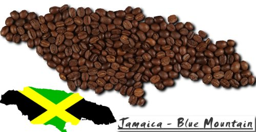Jamaica Blue Mountain - 1000g - Ganze Bohne von Classic Caffee