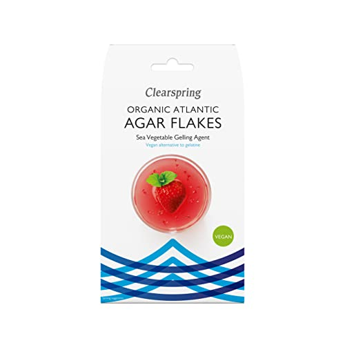 Clearspring Atlantic Agar Flakes 30g, BIO von Clearspring
