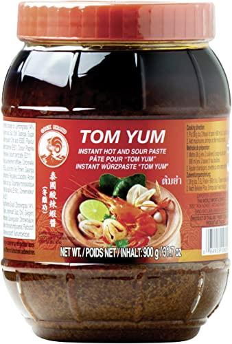 Cock Instant Paste Tom Yum (1 x 900 g Packung) von Cock