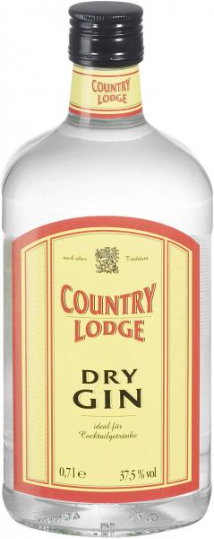 Country Lodge Dry Gin von Country Lodge