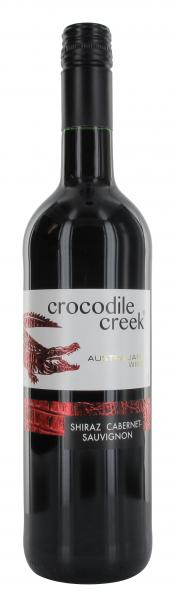 Crocodile Creek Shiraz Cabernet-Sauvignon Rotwein trocken von Crocodile Creek