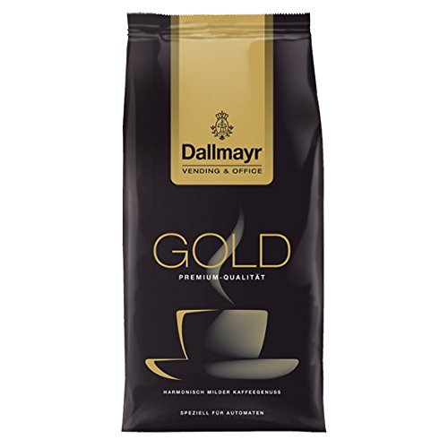 Dallmayr Vending & Office Gold Spezial, gemahlen, 500g, 1er Pack von Dallmayr