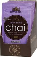 Chai Tea Orca Spice David Rio, 12 Portionsbeutel im Display von David Rio