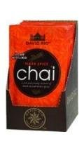Chai Tea Tiger Spice David Rio, 12 Portionsbeutel im Display von David Rio
