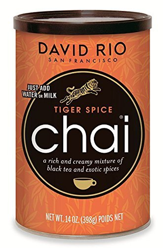 David Rio Consumer - ORIGINAL Tiger Spice Chai, 6er Pack (6 x 398 g) von David Rio