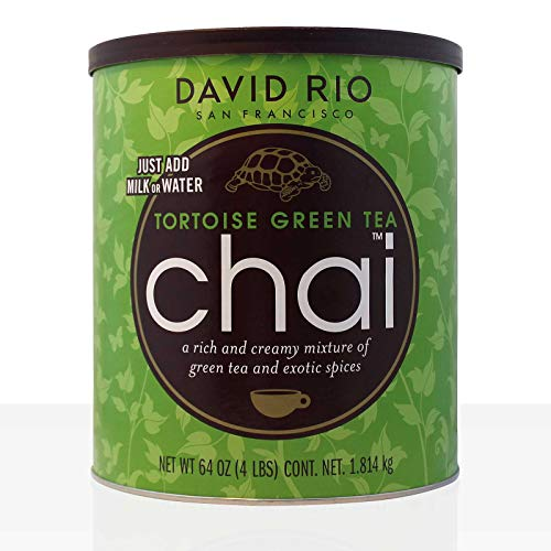 David Rio - Tortoise Green Tea Chai - Foodservice (1816 g) von David Rio